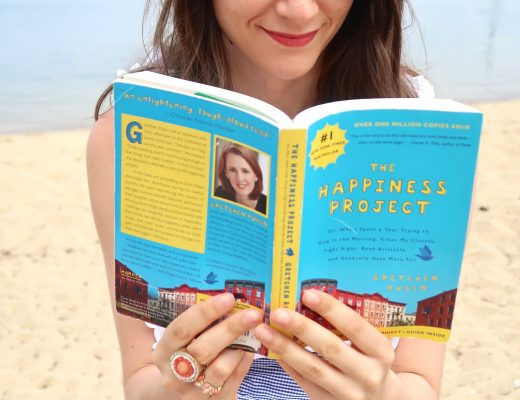 Book Review : Opération Bonheur / My Happiness Project de Gretchen Rubin