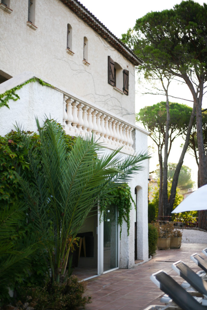 L'Hôtel San Pedro à Saint-Raphaël dans le Var // Blog-mode-lifestyle-voyage-some place called home