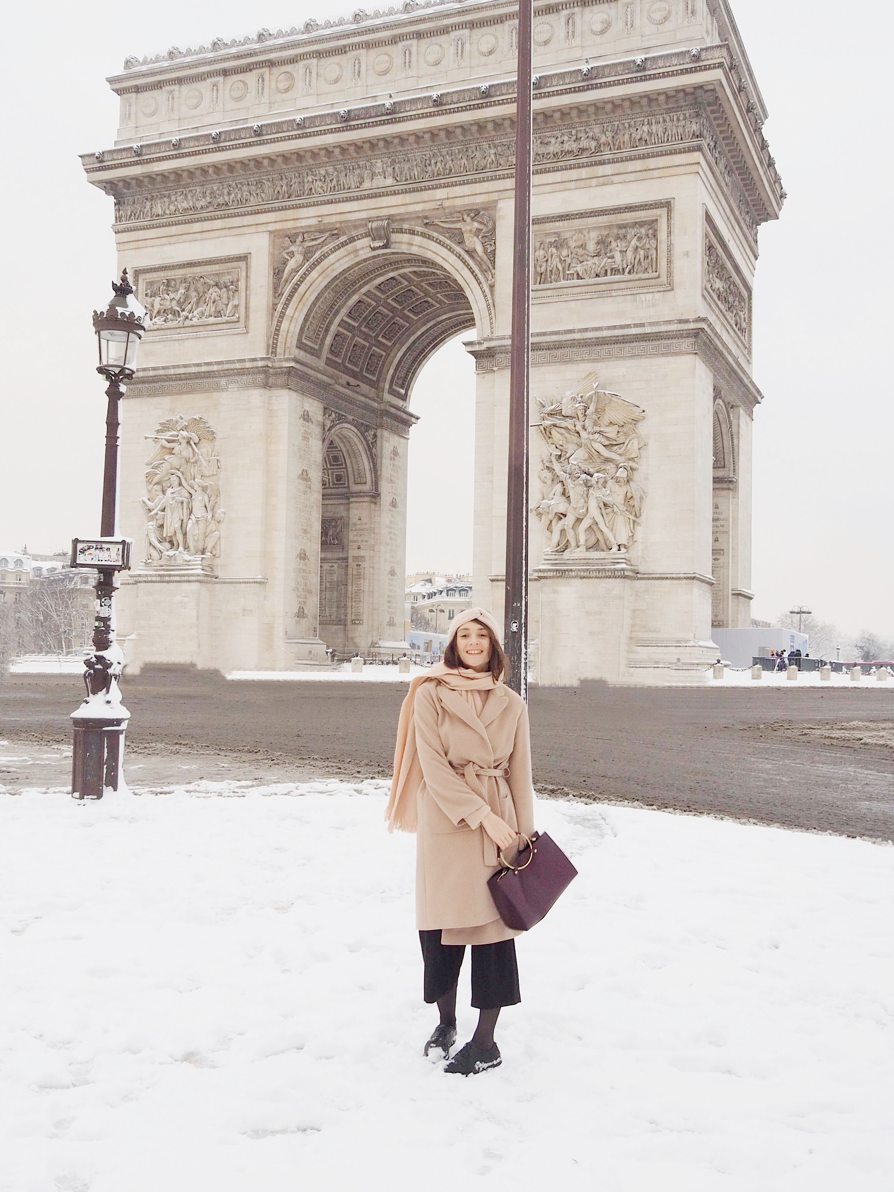 "Un look spécial ""Grand Froid"" !"