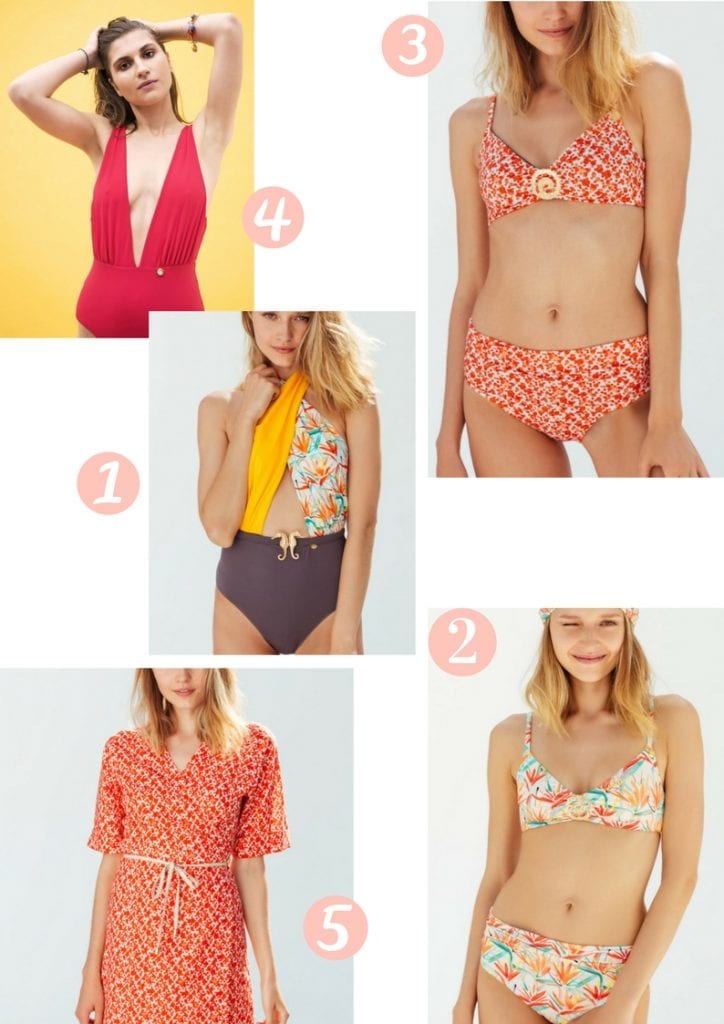 Sélection mode éthique : les maillots de bain COCO FRIO // Blog-mode-responsable-some-place-called-home